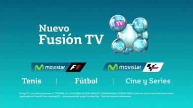 Movistar – Fusión TV