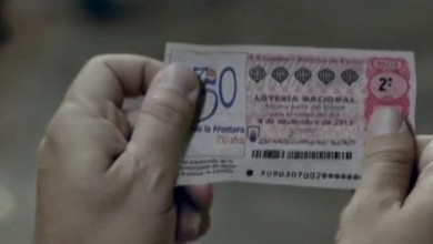 Lotería Nacional – 1 de cada 3