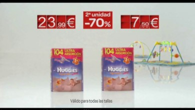 Carrefour . Huggies