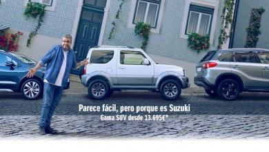 Suzuki – Ley de la gravedad