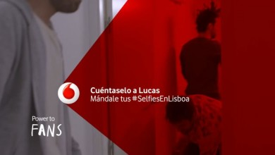 Vodafone –  Power To Fans