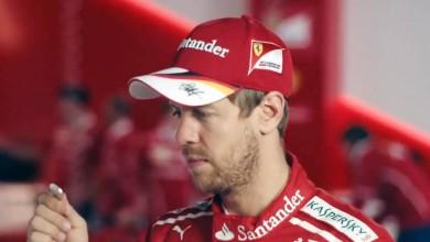 Formula Santander –  La moneda de la suerte de Vettel
