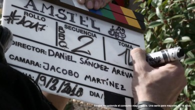 Amstel – Hora de reconocer.  (Making)