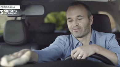 Nissan Leaf – Andrés Iniesta, duda