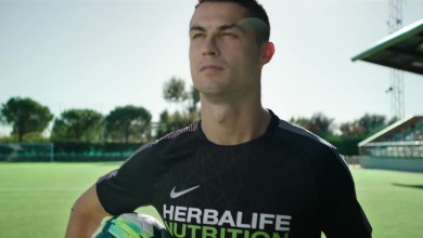 CR7 Behind the win – Herbalife