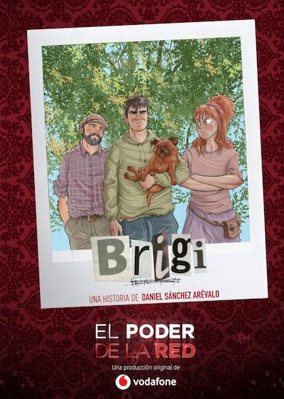 Brigi, Novela Gráfica