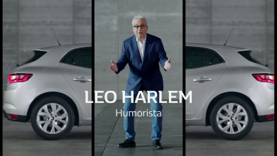 Renault LIMITED protagonizado por Leo Harlem